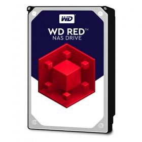 HDD RED 6TB/SATA6/INTELLI POWER/64MB WD60EFRX-Western Digital