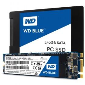 SSD BLUE 2.5 M2 2280 1TB 545/525 WDS100T1B0B-Western Digital