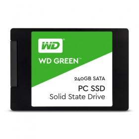 SSD GREEN 2.5 SATA3 240GB 540/465 WDS240G1G0A-Western Digital