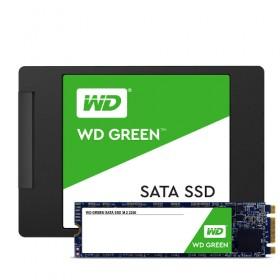 SSD GREEN M.2 2280 SATA3 240GB 540/430 WDS240G2G0B-Western Digital