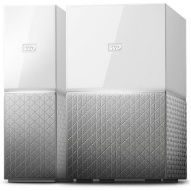 MY CLOUD HOME 8TB SINGLE DRIVE GIGABIT ETHERNET USB3.0 WDBVXC0080HWT-Western Digital