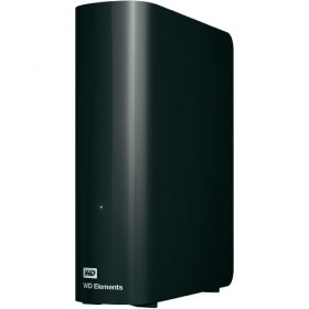 HDD ELEMENTS DESKTOP USB3.0 4TB 3.5 WDBWLG0040HBK-Western Digital