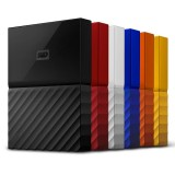 MY PASSPORT 3TB BLUE WDBYFT0030BBL-Western Digital