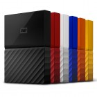 MY PASSPORT 4TB BLUE WDBYFT0040BBL-Western Digital