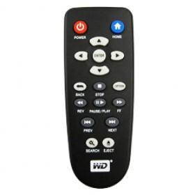 REMOTE CONTROL FOR TV HD MEDIA PLAYER RC/WDAV-Western Digital