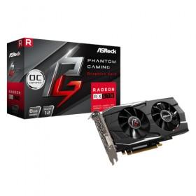 RADEON RX570,8GB/D5,PCIE3x16,DVI-DP1.4-HDMI2.0,2SLOT-FAN/OC PHG/RRX570/8G/OC-Asrock