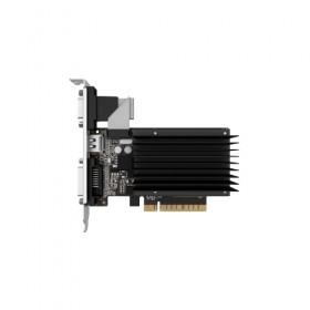GT710/2048MB DDR3, PCIE16X, VGA-DVI-HDMI/1.4A,SILENT GT710/3576-Gainward