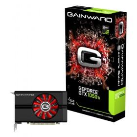 GTX1050Ti, 4GB/D5, PCIE3x16, DVI-DP-HDMI2.0, 2SLOT-FAN GTX1050Ti/1310-Gainward