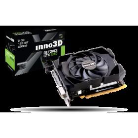 GTX1050, 2GB/D5, PCIE3x16, DP-DVI-HDMI2.0b, 2SL-FAN N1050/1SDV/E5CM-Inno3D