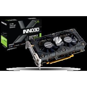 GTX1070Ti, 8GB/D5, PCIE3x16, 2DVI-DP-HDMI2.0b, 2SL-X2 FAN N107T/2SDN/P5DS-Inno3D