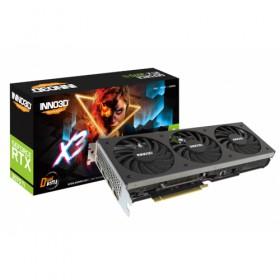 RTX3070TI X3/OC,8GB/D6X PCIE4x16 3xDP+HDMI 2.1b N307T3/086XX/1820VA45-Inno3D