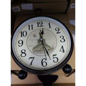 Ρολόι τοίχου - Λειτουργεί με μπαταρία - 890146