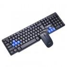 Ασύρματο πληκτρολόγιο & ποντίκι Η/Υ - WB8014 - Weibo - 658021