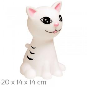 Heitech 04000418 KITTY Φωτάκι νυκτός LED γάτα - HEITECH