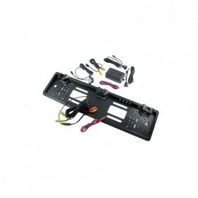 Πλαίσιο πινακίδας με κάμερα οπισθοπορείας και αισθητήρες Parking - 674551