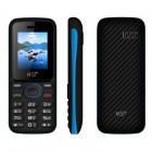NSP 1800DS BLACK / BLUE (Ελληνικό Μενού) Κινητό τηλέφωνο Dual SIM με Bluetooth και οθόνη 1.8″ - NSP