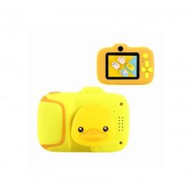 Ψηφιακή παιδική κάμερα - X300 - 882696 - Yellow