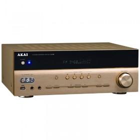AKAI AS030RA-780B ΡΑΔΙΟΕΝΙΣΧΥΤΗΣ 5.1 ΜΕ USB - AKAI