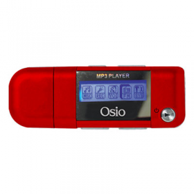 OSIO SRM-7540R MP3 PLAYER - OSIO