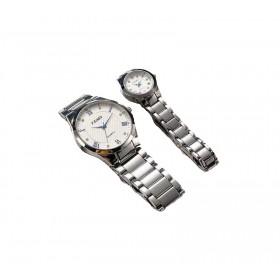Αναλογικό ρολόι χειρός - 8127 - Unisex