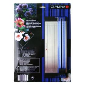 Olympia 3083 2 IN 1 Σετ μηχάνημα κοπής φύλλων και φύλλα πλαστικοποίησης - OLYMPIA