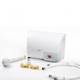 Geyser 2AC25N Ηλεκτρικός ταχυθερμαντήρας μπάνιου με τηλέφωνο και βρύσης 5000 W - GEYSER