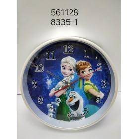 Ρολόι τοίχου - Λειτουργεί με μπαταρία - 561128