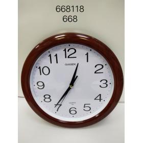 Ρολόι τοίχου - Λειτουργεί με μπαταρία - 668 - 668118
