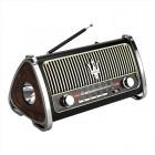 Επαναφορτιζόμενο ραδιόφωνο - M523BT - 865253