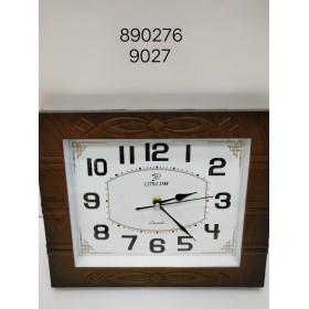 Ρολόι τοίχου - Λειτουργεί με μπαταρία - 890276