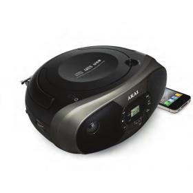 AKAI BM004A-614 ΦΟΡΗΤΟ ΡΑΔΙΟ / CD / USB - AKAI
