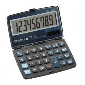 Olympia LCD-1010E Αριθμομηχανή τσέπης - OLYMPIA