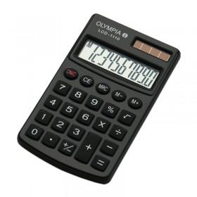 Olympia LCD-1110B Αριθμομηχανή τσέπης - OLYMPIA