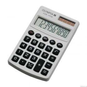 Olympia LCD-1110W Αριθμομηχανή τσέπης - OLYMPIA
