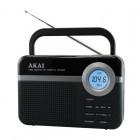 Akai PR006A-471U Ψηφιακό ραδιόφωνο με USB και κάρτα SD - AKAI