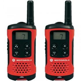Motorola TLKR T40 Walkie Talkie - MOTOROLA