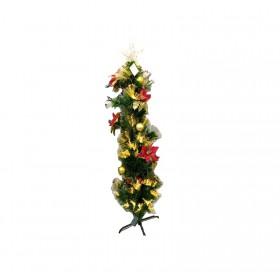Χριστουγεννιάτικο δέντρο - Στολισμένο - 1.2m - XR9483