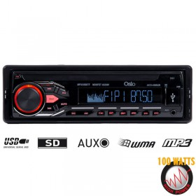 Osio ACO-4369UR Ηχοσύστημα αυτοκινήτου με USB, κάρτα SD και Aux-In - OSIO