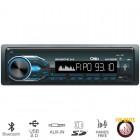 Osio ACO-4525UBT Ηχοσύστημα αυτοκινήτου με Bluetooth, USB κάρτα SD και Aux-In - OSIO
