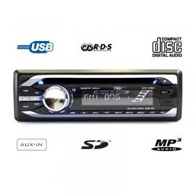 OSIO ACO-5490U ΡΑΔΙΟ / CD-MP3 ΑΥΤΟΚΙΝΗΤΟΥ ΜΕ USB / SD / AUX IN - OSIO