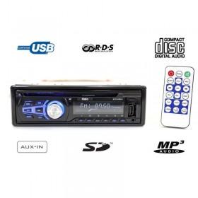 OSIO ACO-5590U ΡΑΔΙΟ / CD-MP3 ΑΥΤΟΚΙΝΗΤΟΥ ΜΕ USB / SD / AUX IN - OSIO