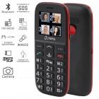 Olympia BELLA GR (Ελληνικό Μενού) Κινητό τηλέφωνο για ηλικιωμένους με κουμπί SOS και κάμερα - OLYMPIA