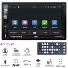 Akai CA-2DIN2405 Ηχοσύστημα αυτοκινήτου 2 DIN με Android, δέκτη GPS, Bluetooth, USB, SD, Aux-In, 7″ - AKAI