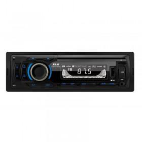 Akai CA016A-9008U Ηχοσύστημα αυτοκινήτου με Bluetooth, USB, κάρτα SD, App και Aux-In - AKAI
