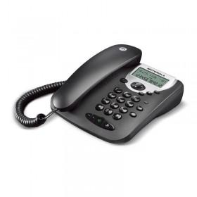 Motorola CT2 Μαύρο Ενσύρματο τηλέφωνο με οθόνη - MOTOROLA