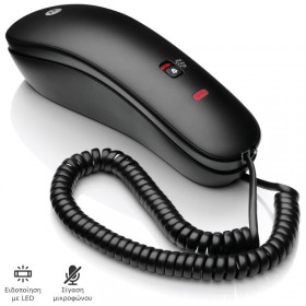 Motorola CT50 GR Μαύρο Ενσύρματο τηλέφωνο γόνδολα - MOTOROLA