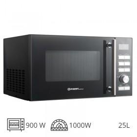 First Austria FA-5002-5 Inox φούρνος grill 1000 W & μικροκυμάτων 900 W – 25 L - FIRST