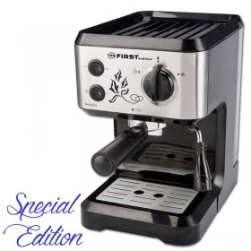 FIRST AUSTRIA FA-5476-1 ΜΗΧΑΝΗ ESPRESSO 15BAR 1050W - FIRST