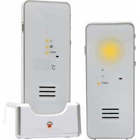 Olympia H&H MBF 8181 Ενδοεπικοινωνία μωρού χαμηλής ακτινοβολίας με φως 500 m - OLYMPIA