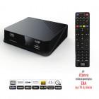 Osio OST-2670D DVB-T/T2 Full HD H.265 MPEG-4 Ψηφιακός δέκτης με USB και μεγάλο χειριστήριο για TV & δέκτη - OSIO